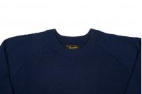 Stevenson Absolutely Amazing Merino Wool Thermal Shirt - Navy - Image 3