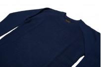 Stevenson Absolutely Amazing Merino Wool Thermal Shirt - Navy - Image 4