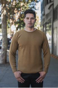 Stevenson Absolutely Amazing Merino Wool Thermal Shirt - Khaki - Image 0
