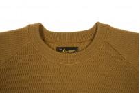 Stevenson Absolutely Amazing Merino Wool Thermal Shirt - Khaki - Image 4