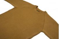Stevenson Absolutely Amazing Merino Wool Thermal Shirt - Khaki - Image 5