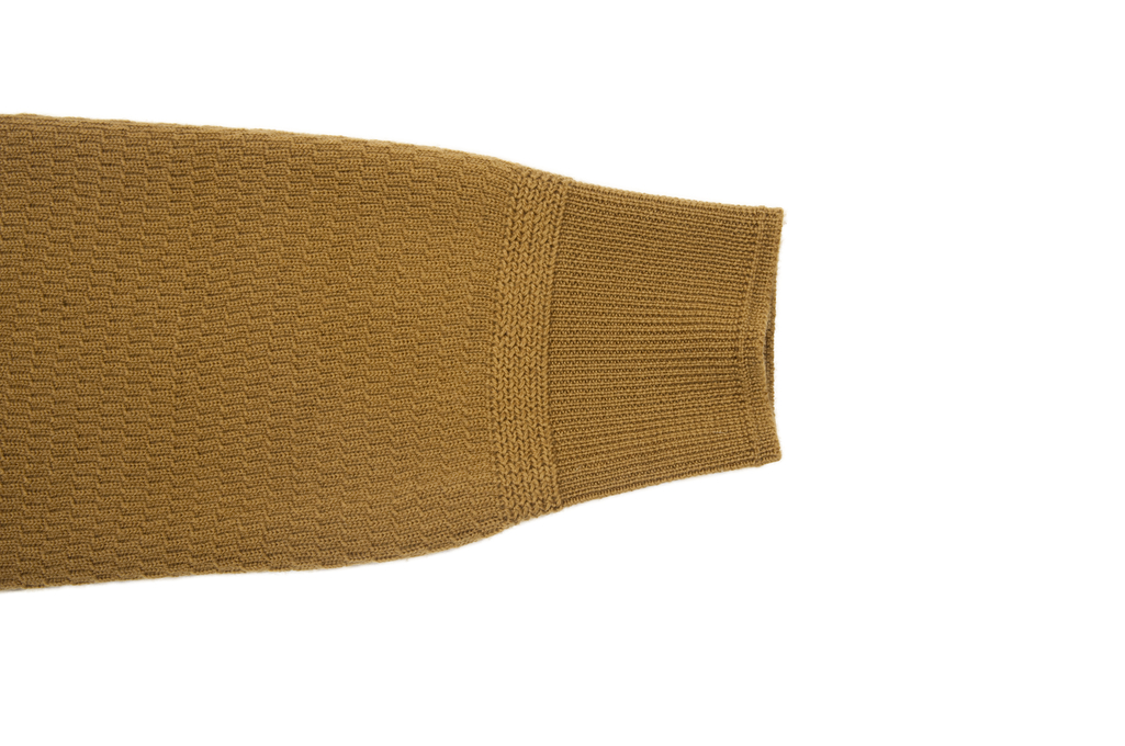 Stevenson Absolutely Amazing Merino Wool Thermal Shirt - Khaki - Image 7