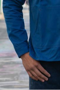 Mister Freedom Trailblazer Shirt - Prussian Blue - Image 3