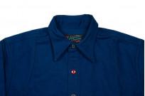 Mister Freedom Trailblazer Shirt - Prussian Blue - Image 8