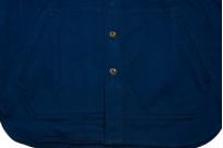 Mister Freedom Trailblazer Shirt - Prussian Blue - Image 12