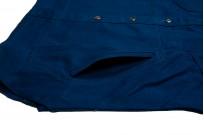 Mister Freedom Trailblazer Shirt - Prussian Blue - Image 13