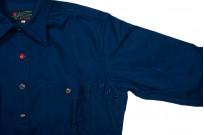 Mister Freedom Trailblazer Shirt - Prussian Blue - Image 14