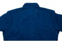 Mister Freedom Trailblazer Shirt - Prussian Blue - Image 16
