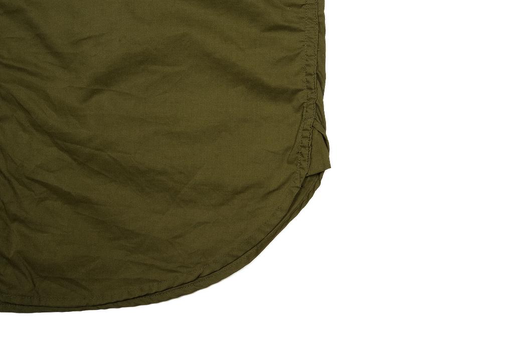 Papa Nui Tarawa Shirt - Olive - Image 9