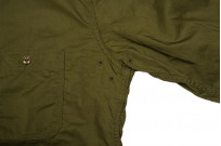 Papa Nui Tarawa Shirt - Olive - Image 10