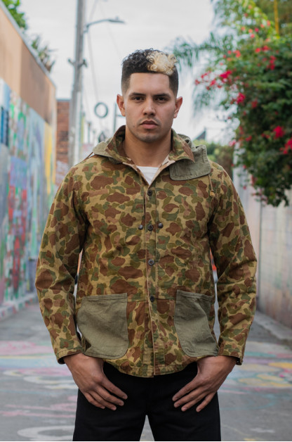 Buzz Rickson Ungovernable Modified Reversible Jacket
