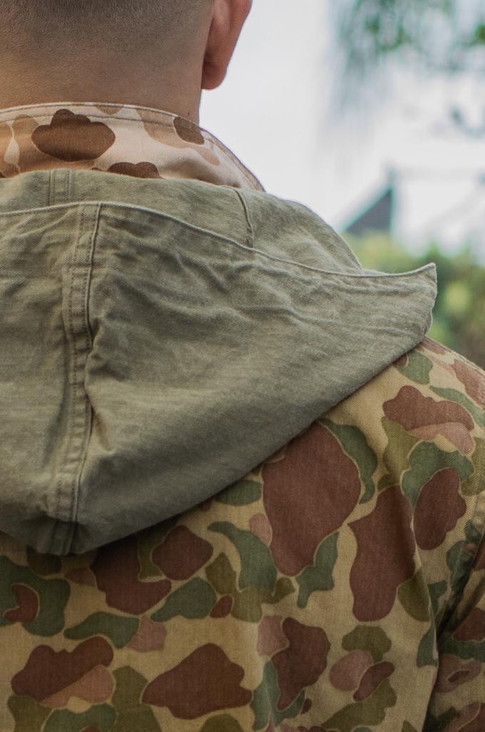 Buzz Rickson Ungovernable Modified Reversible Jacket - Image 10