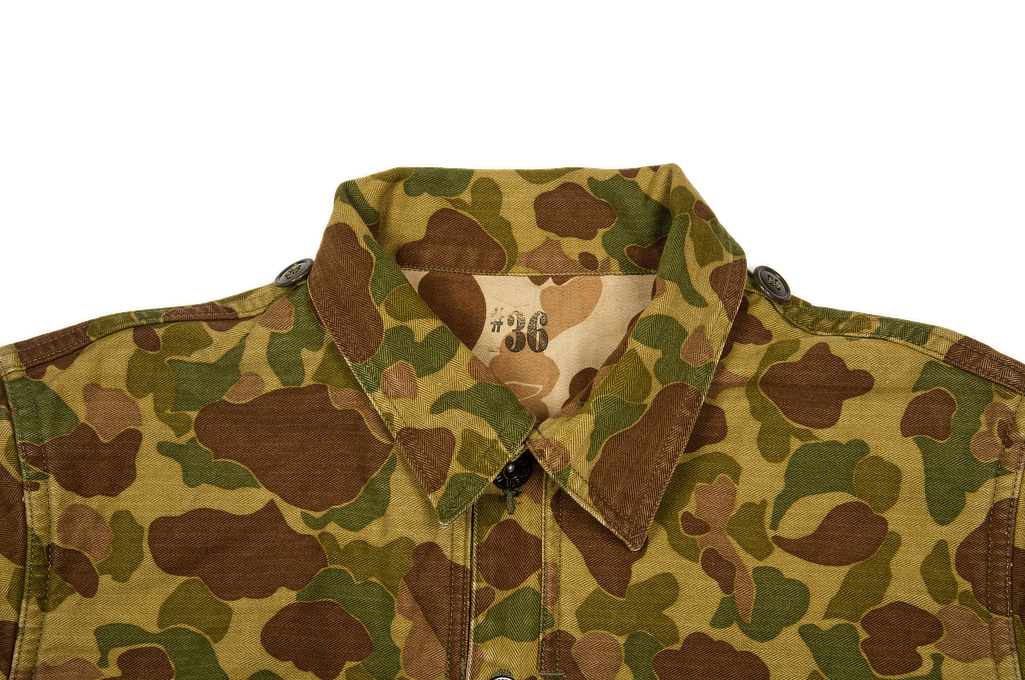 Buzz Rickson Ungovernable Modified Reversible Jacket - Image 16