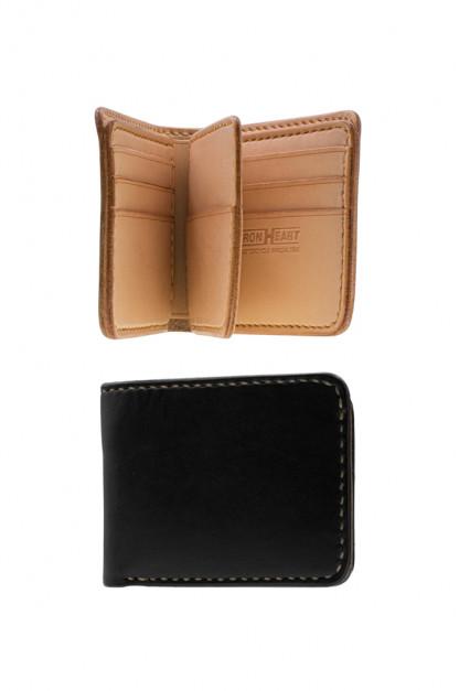Iron Heart Calf Folding Wallet