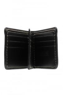 Iron Heart Calf Folding Wallet - Image 3