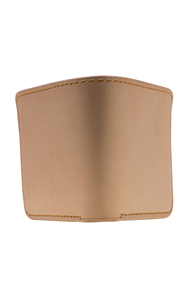 Iron Heart Calf Folding Wallet - Image 4