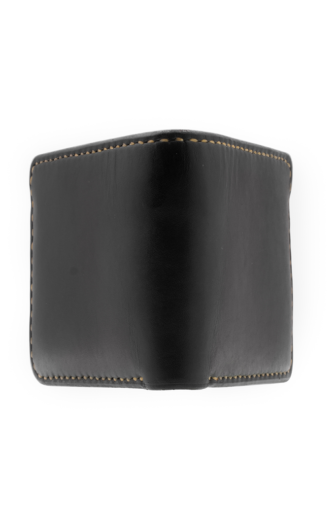 Iron Heart Calf Folding Wallet - Image 5