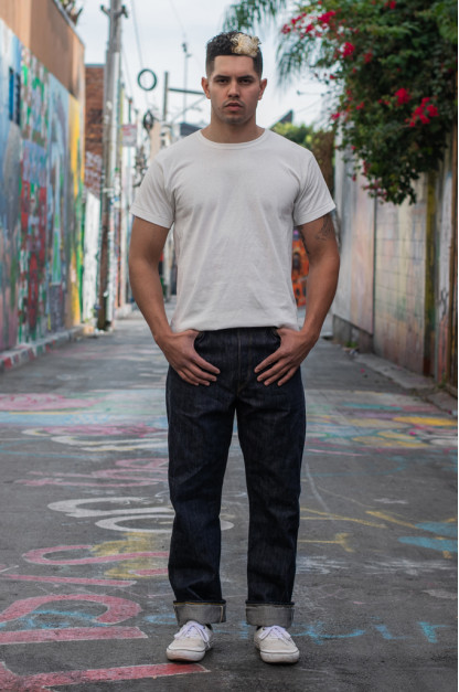 Roy R01-IndigoLover Jeans