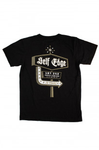 Self Edge Graphic Series T-Shirt #11 - Actual Number - Image 0