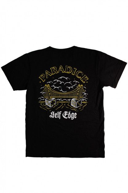 Self Edge Graphic Series T-Shirt #10 - Paradice