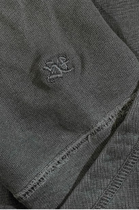 3sixteen for Self Edge Garment Dyed French Terry - Zip Hoodie - Image 5