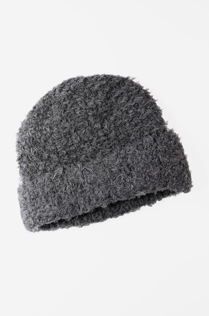 Stevenson Chenille Knit Cap - Image 3