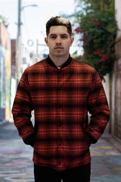 Stevenson Roadster Thinsulate Flannel Jacket