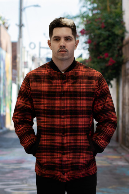 Stevenson Roadster Thinsulate Flannel Jacket