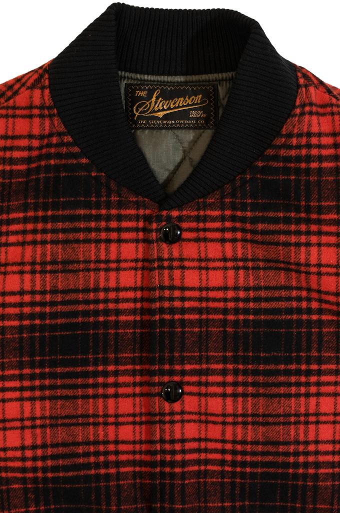 Stevenson Roadster Thinsulate Flannel Jacket - Image 8