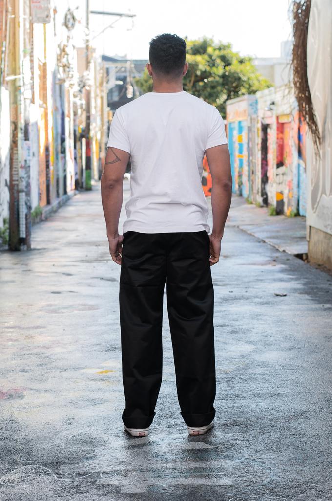 Buzz Rickson x William Gibson Chinos - Very Black - Image 2