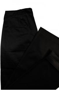 Buzz Rickson x William Gibson Chinos - Very Black - Image 7