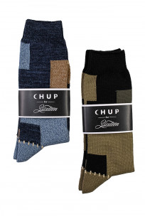 CHUP for 3sixteen Socks - Patchwork - Image 0