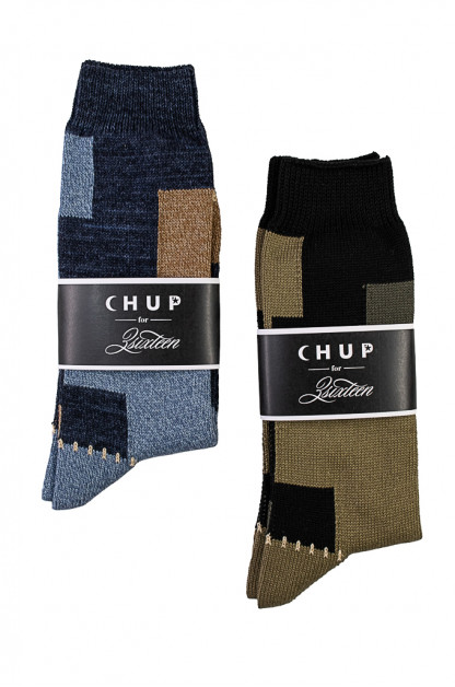 CHUP for 3sixteen Socks - Patchwork