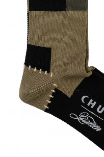 CHUP for 3sixteen Socks - Patchwork - Image 1
