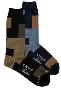 CHUP for 3sixteen Socks - Patchwork - Image 3