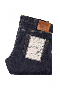 Studio D'Artisan SP-065 Anniversary Limited Cherry Blossom Dyed Weft Jeans - Image 3