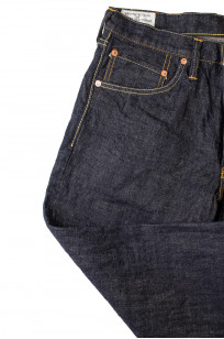 Studio D'Artisan SP-065 Anniversary Limited Cherry Blossom Dyed Weft Jeans - Image 6