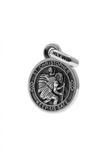 Good Art St. Christopher Pendant