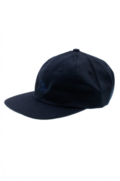 3sixteen 6-Panel Cap - Herringbone Twill Navy (Exclusive Version)