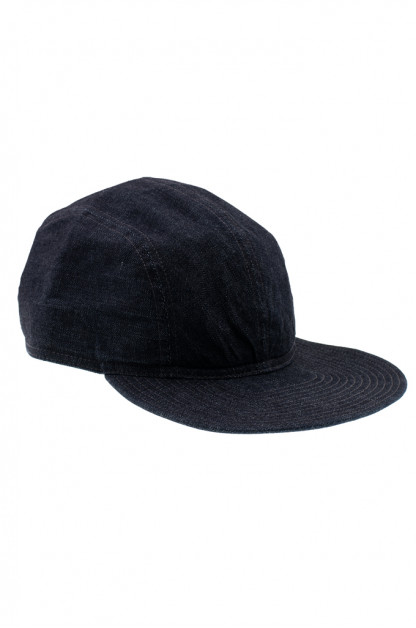 Papa Nui 109'ers Cap - 9oz Japanese Denim