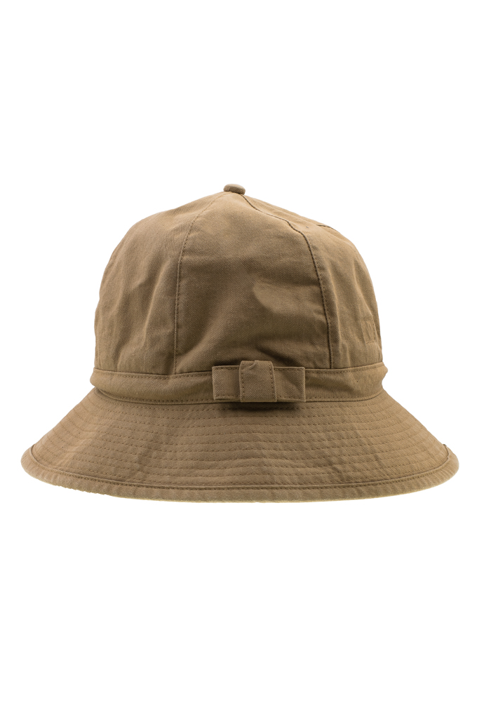 Papa Nui Fuji Bucket Cap - Japanese Cotton Twill - Image 0
