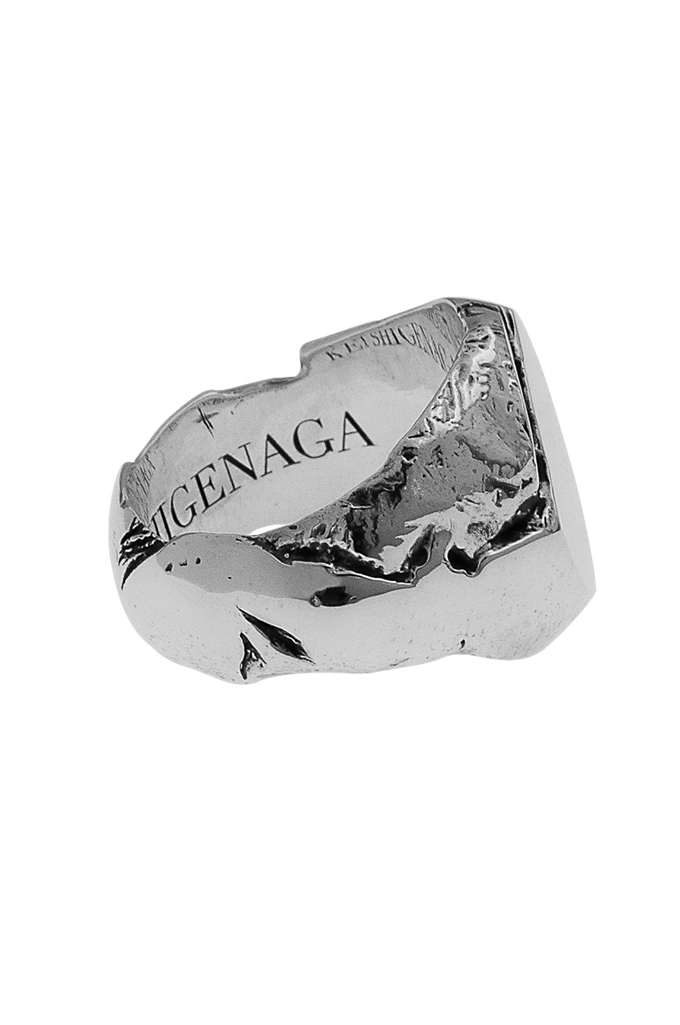 Kei Shigenaga Sterling Silver Ring - Kyo - Image 4