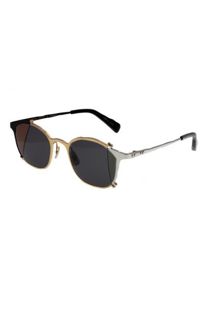 Masahiro Maruyama Titanium Sunglasses - MM-0029 / #3