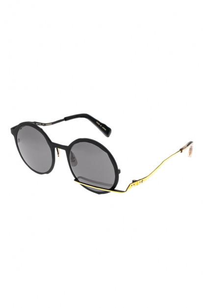 Masahiro Maruyama Titanium Sunglasses - MM-0033 / #3