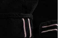Iron Heart 633s-14BB - Straight Tapered Black/Black Denim - Image 10