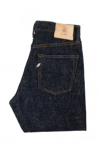 Pure Blue Japan SN-019 Snow Denim Jeans - Straight Tapered - Image 4