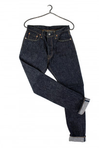 Pure Blue Japan SN-019 Snow Denim Jeans - Straight Tapered - Image 5