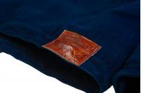 Studio D'Artisan Kasezome Sashiko Jacket - Dark Indigo - Image 7