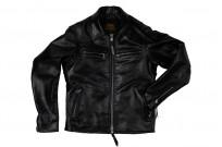 Iron Heart Horsehide Leather Jacket w/ Collar - Self Edge Edition - Image 4