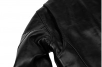 Iron Heart Horsehide Leather Jacket w/ Collar - Self Edge Edition - Image 8
